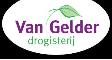 logo drogisterij van Gelder